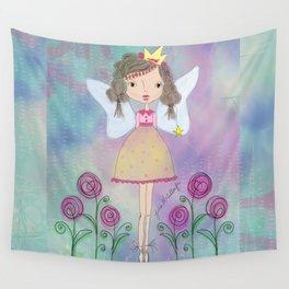 Princess Fairy Wall Tapestry