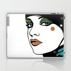 Green Eyeshadow  Laptop & iPad Skin