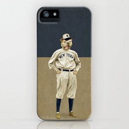 Into the Bullpen iPhone Case