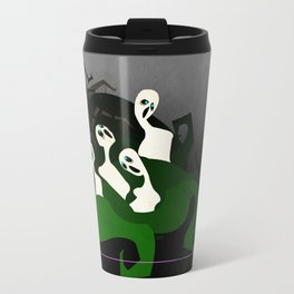Hel the Goddess of Death Travel Mug