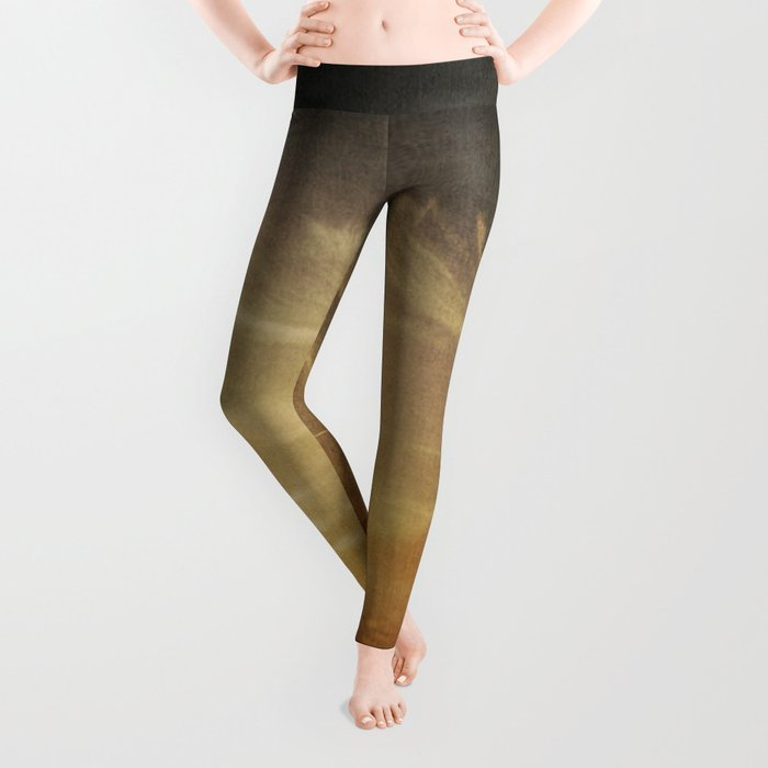 Above Everything Else Be Yourself Leggings
