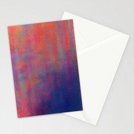 sunset pond Stationery Cards
