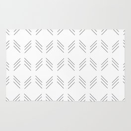 gee, ometric pattern Rug
