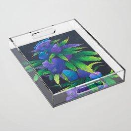 Purple Haze Acrylic Tray
