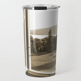 Another window in Tuscany Travel Mug