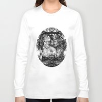levi Long Sleeve T-shirts featuring Levi Miller vs Ted Tuesday #2 by Levi Miller