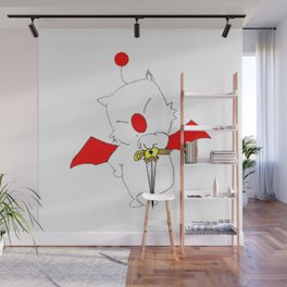 Mog The Moogle Wall Mural