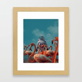 day twenty-four Framed Art Print