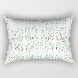 shepherd's purse Rectangular Pillow