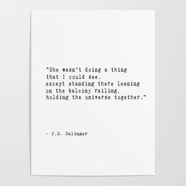 Literature Quote Posters For Any Decor Style Society6