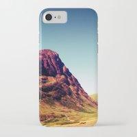 scotland iPhone & iPod Cases featuring Glencoe, Scotland. by zenitt