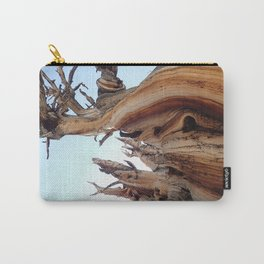Trees twisting in the wind Carry-All Pouch