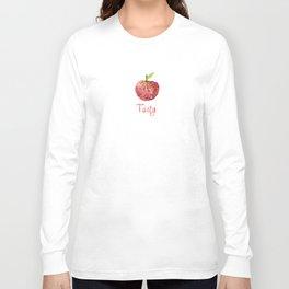 Crystal Apple Long Sleeve T-shirt