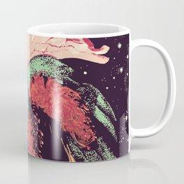 Warped Australian Wildflowers Coffee Mug