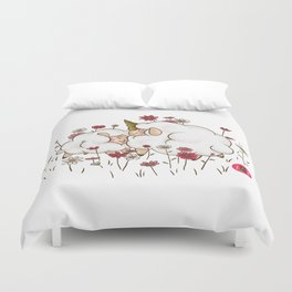 Zoo Bizarre l Summer 2018 Duvet Cover
