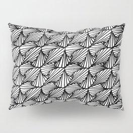 Zentangle Paradox Pillow Sham