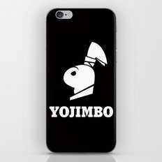Yojimboy iPhone & iPod Skin