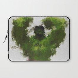 Smashing Green Laptop Sleeve