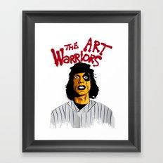 Furies Framed Art Print