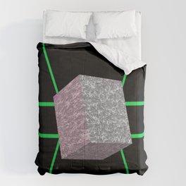 Concrete Cuboid Comforters