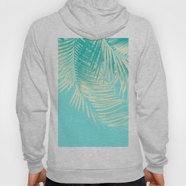 Palm Leaves Summer Vibes #4 #tropical #decor #art #society6 Hoody