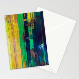 Concrete Poems II Stationery Cards