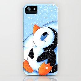 Antarctic Flurry iPhone Case