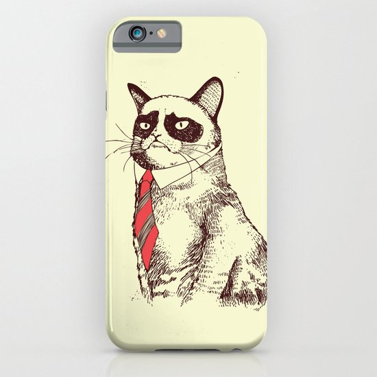 OH NO! Monday Again! iPhone & iPod Case