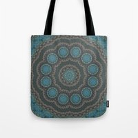 greece Tote Bags featuring Greece  by T.Res