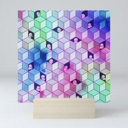 Hide N Seek Jelly Mini Art Print
