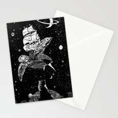 Sobaloopsian Father & Son Stationery Cards