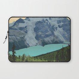 Mount Robson Provincial Park Laptop Sleeve