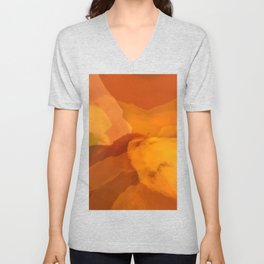 in your warmth Unisex V-Neck