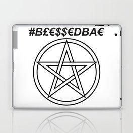 TRULY #BLESSEDBAE INVERSE Laptop & iPad Skin