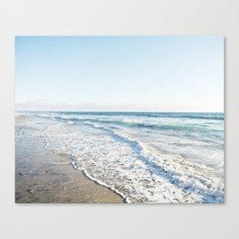 San Diego Waves Canvas Print