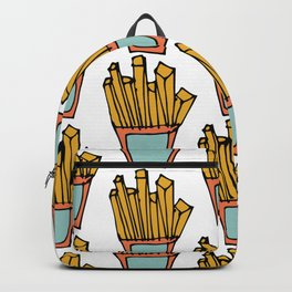 Fry Chips Backpack