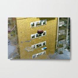 Ripples / Belgrade Metal Print