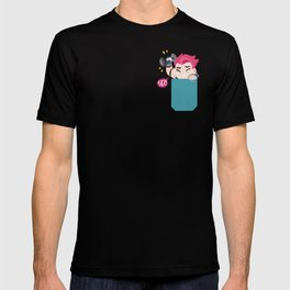 Pocket tank 512 T-shirt