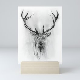 Red Deer Mini Art Print