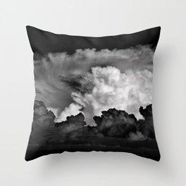 storm clouds ! Throw Pillow
