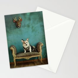 The Deer Hunter Stationery Cards