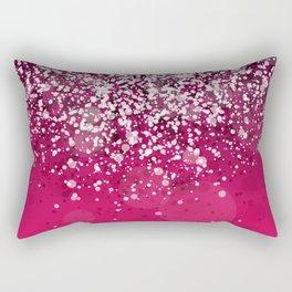 Silver IV Rectangular Pillow