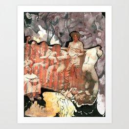 Rustoleum// Art Print