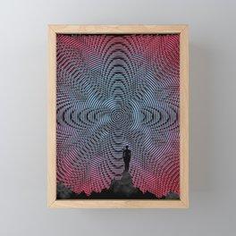 The Fifth Dimension Framed Mini Art Print