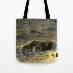 The Sea 1/2 Tote Bag