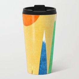 Peaks XIX Travel Mug