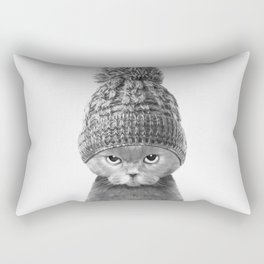 BOBBY BOO Rectangular Pillow