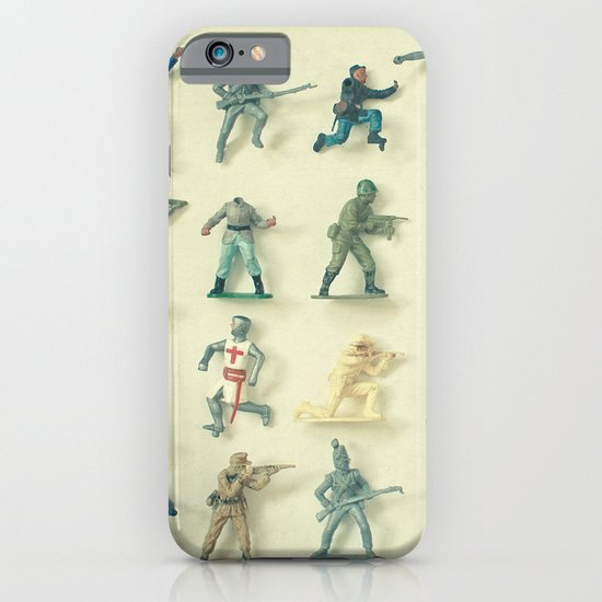 Broken Army iPhone & iPod Case