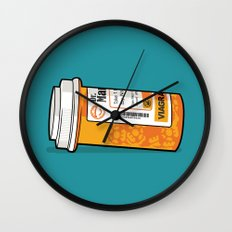 Mario M.D. Wall Clock