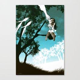 The Cabin Canvas Print